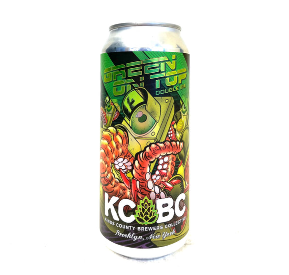 KCBC - Green On Top Single CAN