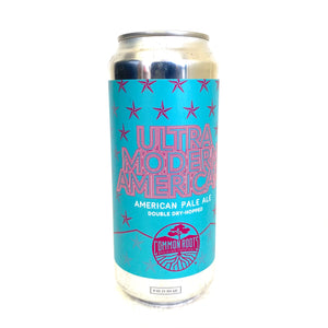 CommonRoots - Ultra Modern American Single CAN