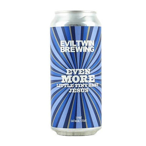 Evil Twin Brewing - Even More Little Tiny Baby Jesus 4PK CANS - uptownbeverage
