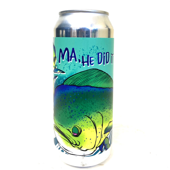 Tripping Animals - Ma He Did It 4PK CANS