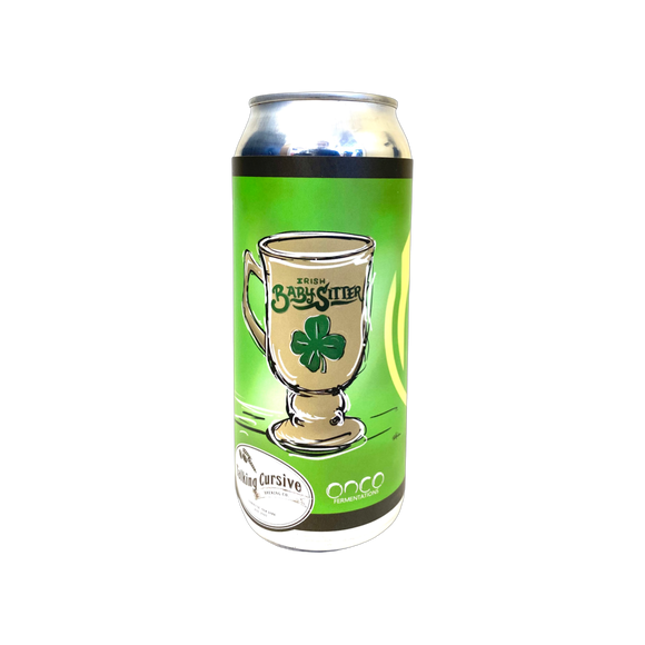 Talking Cursive - Irish Baby Sitter 4PK CANS