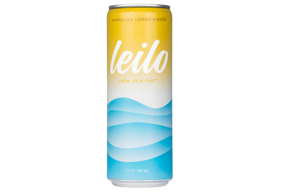 Leilo - Ginger Lemon Single CAN - uptownbeverage