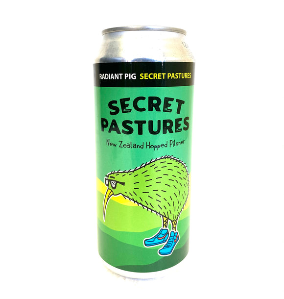 Radiant Pig - Secret Pastures 4PK CANS