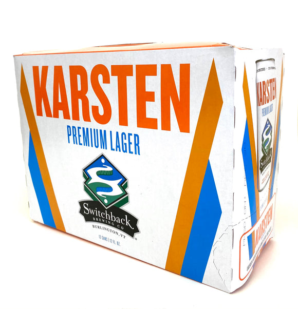Switchback - Karsten Ale 12PK CANS