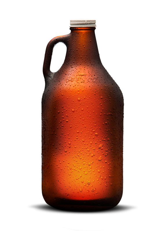 Uptown Beverage 32oz Growler