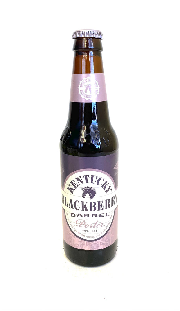 Kentucky Bourbon Barrel - Blackberry Porter 4PK BTL