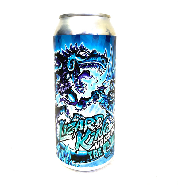 Pipeworks - Lizard King vs the Cryo Single CAN