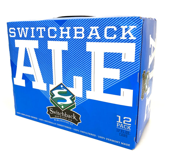 Switchback - Ale 12PK CANS