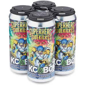 KCBC - Superhero Sidekicks 4PK CANS - uptownbeverage