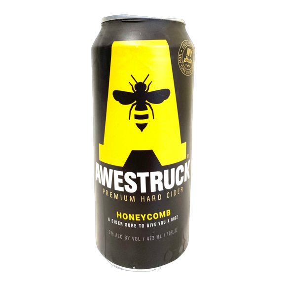 Awestruck - Honeycomb Single CAN