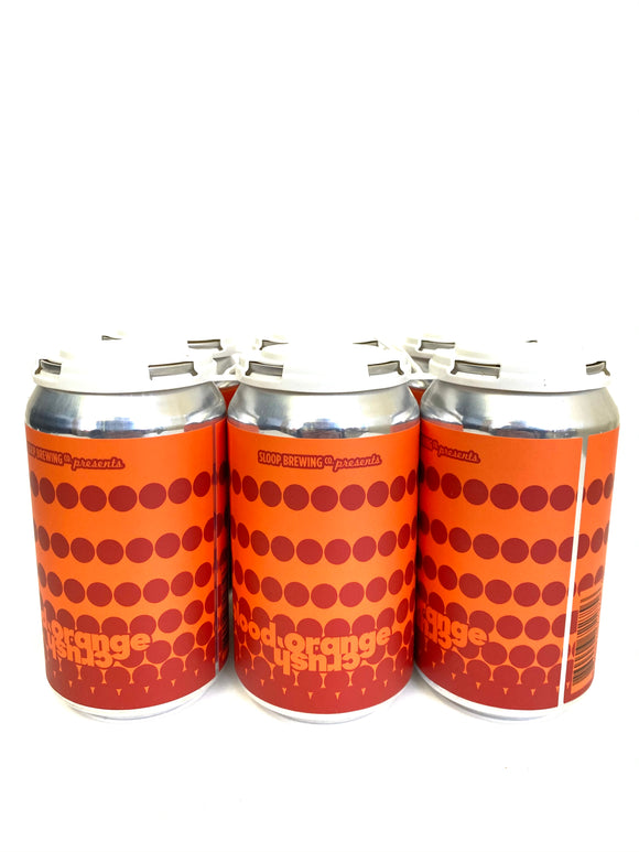 Sloop - Blood Orange Crush 6PK CANS