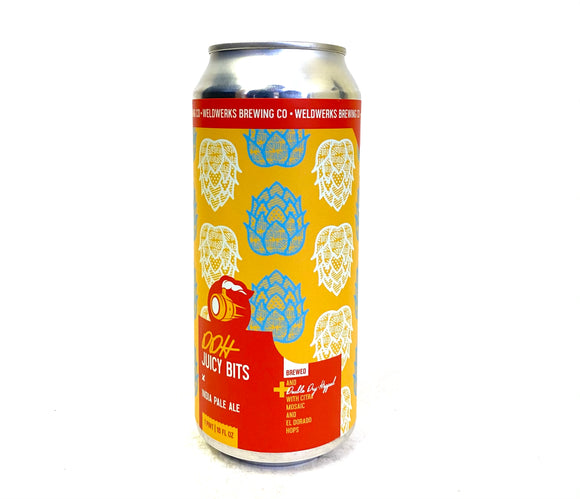 Weldwerks - DDH Juicy Bits Single CAN