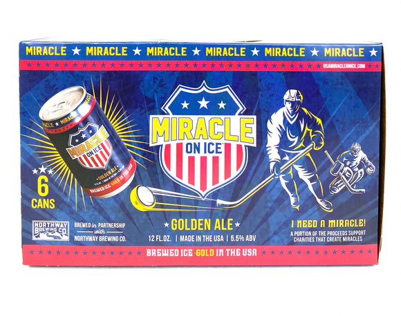 Northway Brewing - Miracle 6PK CANS