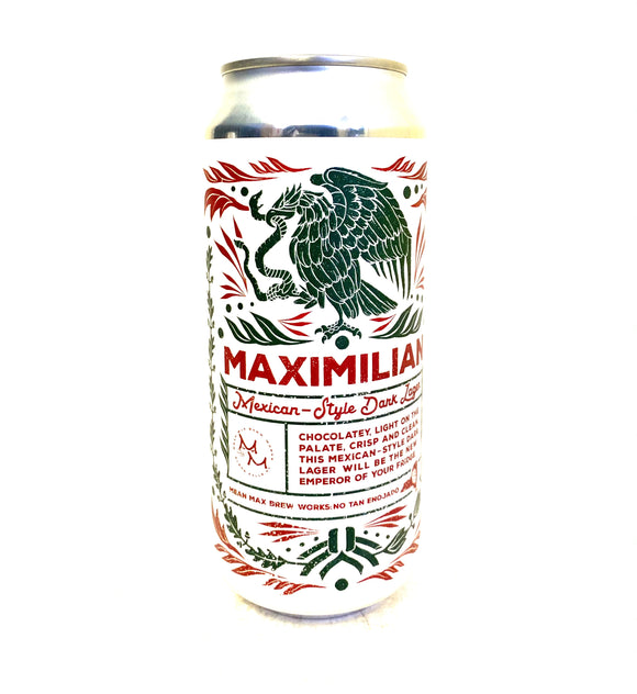 Mean Max - Maximillian Single CAN
