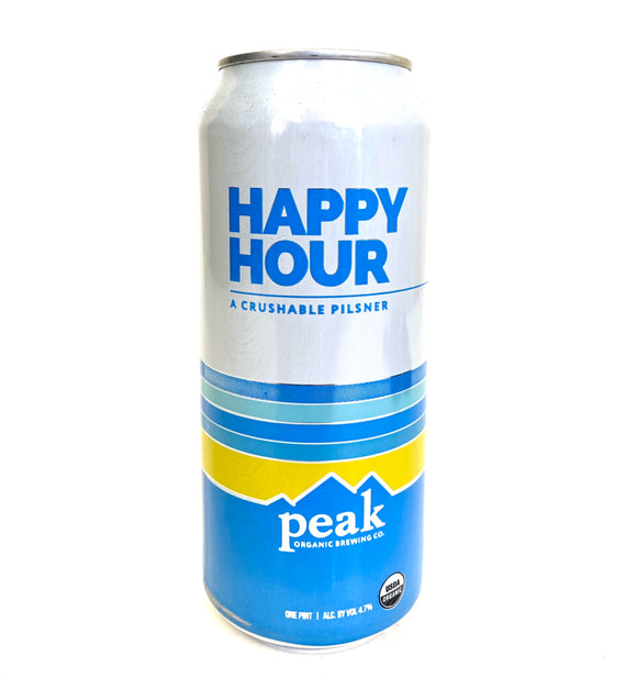 Peak Organic - Happy Hour 6PK CANS