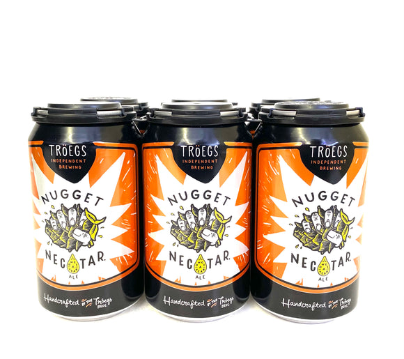 Troegs - Nugget Nectar 6PK CANS