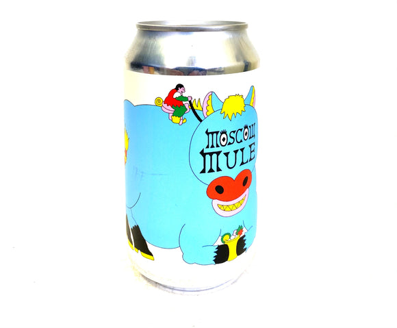 Prairie Ales - Moscow Mule 4PK CANS