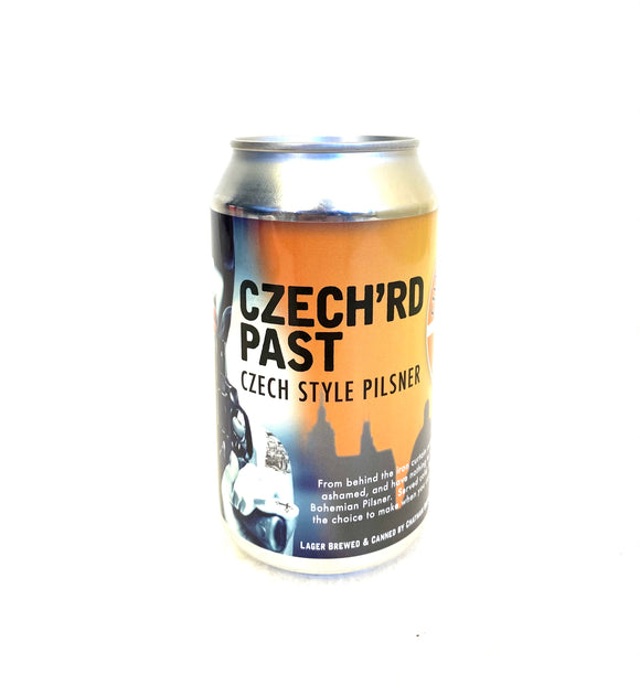 Chatham Brewing - Czech'rd Past 6PK CANS