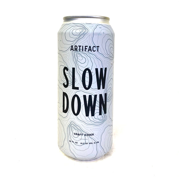 Artifact - Slow Down 4PK CANS