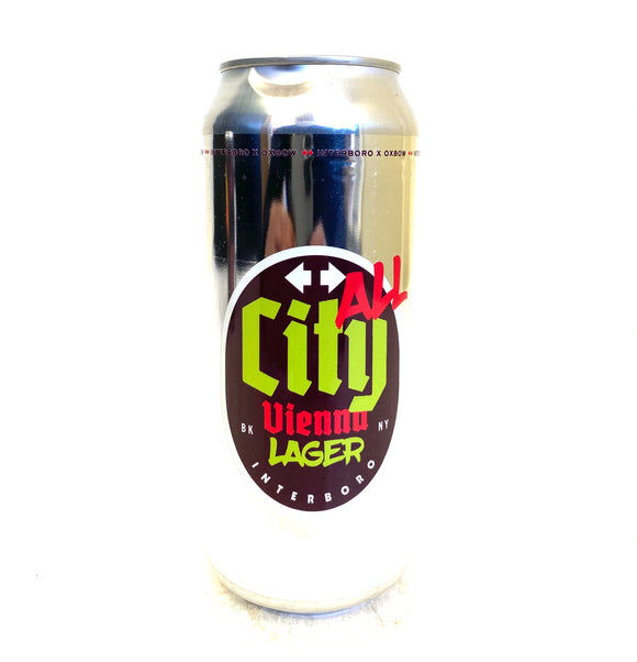 Interboro - All City Single CAN