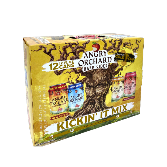 Angry Orchard - Kickin It 12PK CANS