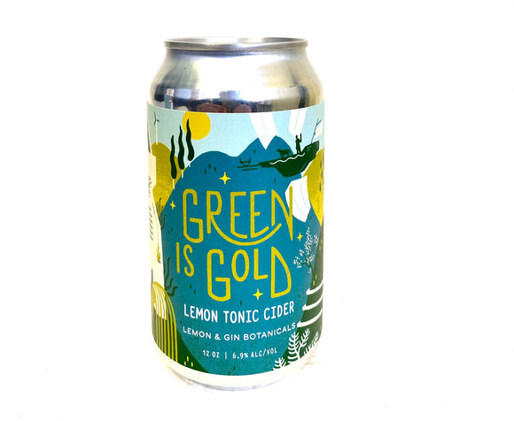 Graft - Lemon Tonic Cider 4PK CANS