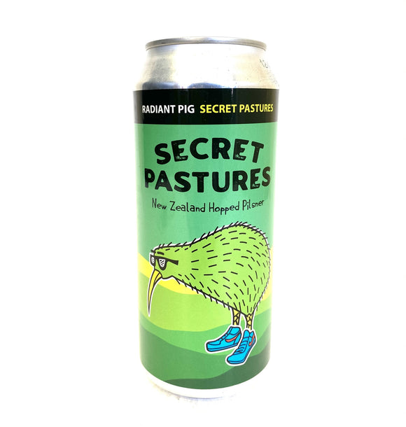 Radiant Pig - Secret Pastures Single CAN