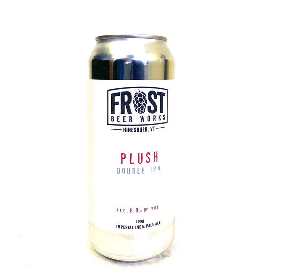 Frost Beer Works - Plush 4PK CANS