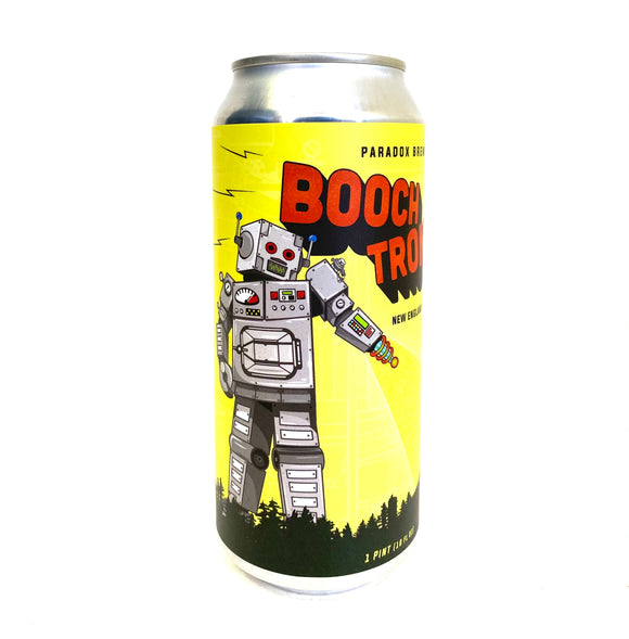 Paradox Brewery - Booch Tronic 4PK CANS