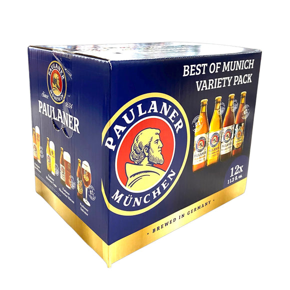 Paulaner - Best of Munich Variety Pack 12PK CANS