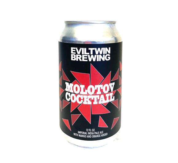 Evil Twin Brewing - Molotov Cocktail 4PK CANS