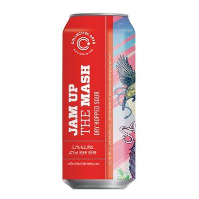 Collective Arts - Jam Up The Mash Single CAN - uptownbeverage