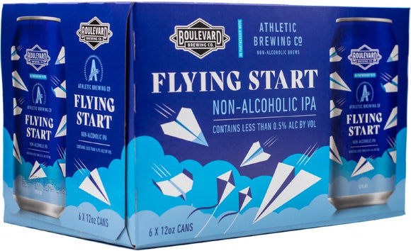 Boulevard Brewing - Flying Start 6PK CANS