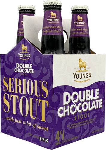 Young's - Double Chocolate 4PK BTL - uptownbeverage