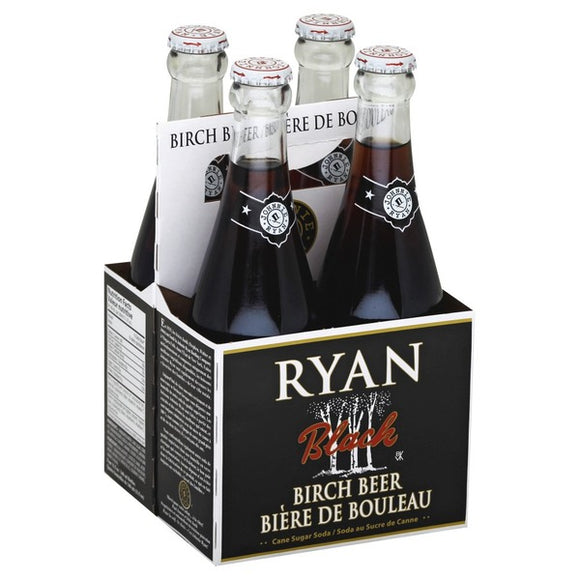 Johnnie Ryan - Birch Beer 4PK BTL