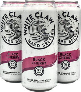 White Claw - Black Cherry 4PK CANS