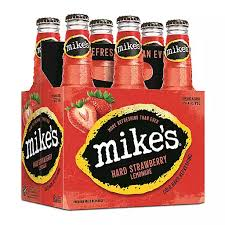 Mikes - Hard Strawberry 6PK BTL - uptownbeverage