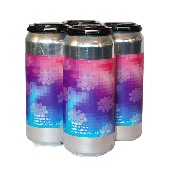Other Half Brewing - Mosaic Dreams 4PK CANS - uptownbeverage