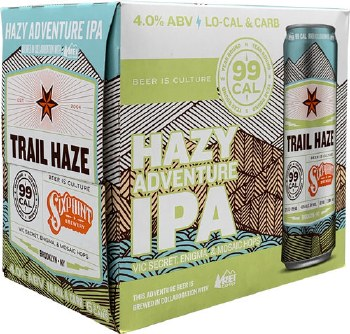 Sixpoint Brewery - Trail Haze 6PK CANS - uptownbeverage