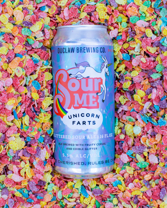 Duclaw Brewing - Sour Me Unicorn Farts - uptownbeverage