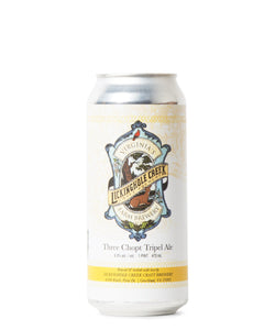 Lickinghole Creek Brewery - Three Chopt Tripel Ale 4PK CANS - uptownbeverage