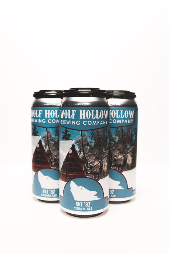 Wolf's Hollow - Ski '37 4PK CANS