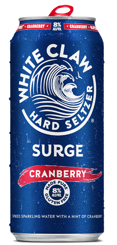 White Claw - Surge Cranberry 4PK CANS