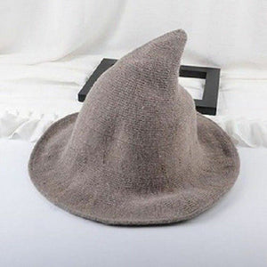 Women Fashion Sheep Wool Festival Party Hat