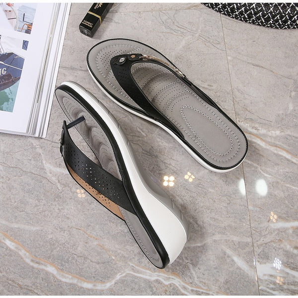2020 Women Soft Arched Sole Comfortable Casual Slippers