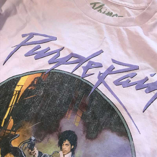 purple rain graphic t shirts