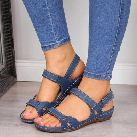 2020 Women Summer Open Toe Comfy Sandals