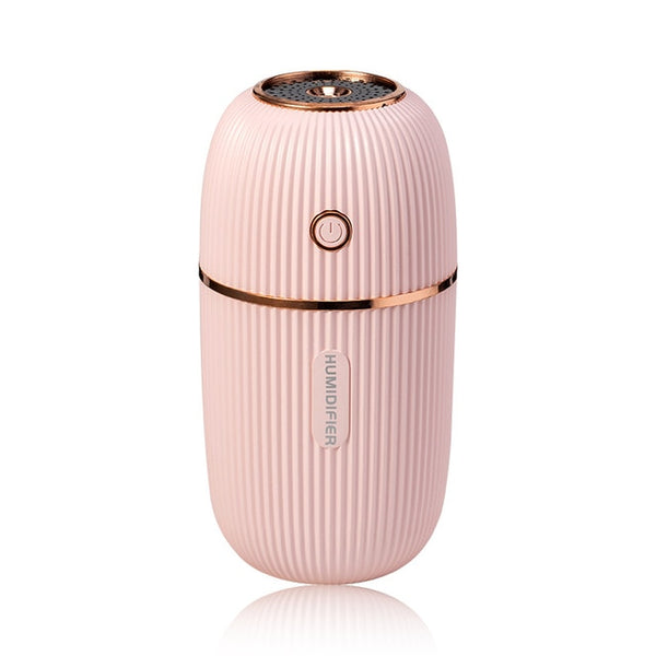 300ML Color Night Lamp USB Aroma Essential Oil Diffuser Humidifier