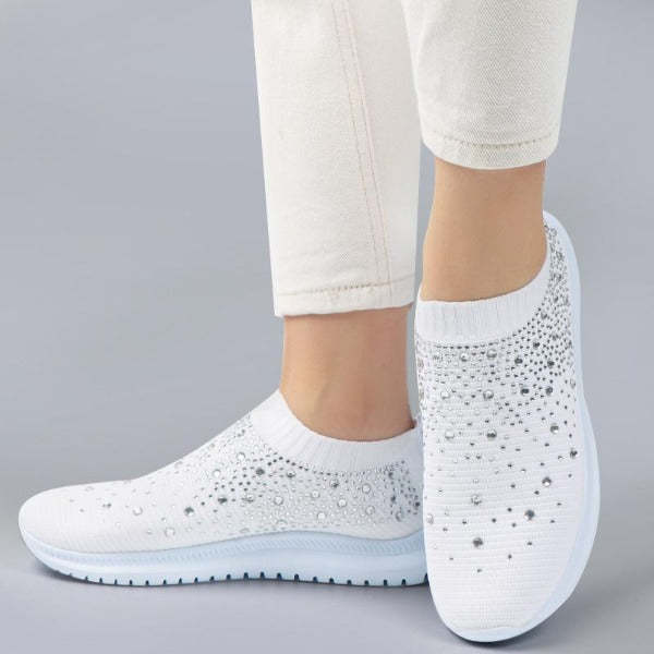 2020  White Feminino Ladies Sneakers