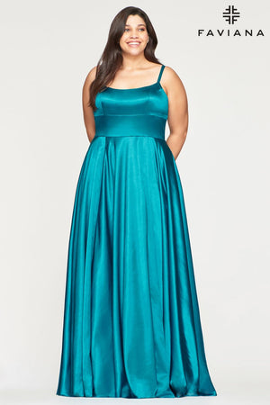 FAVIANA PROM DRESS #9455